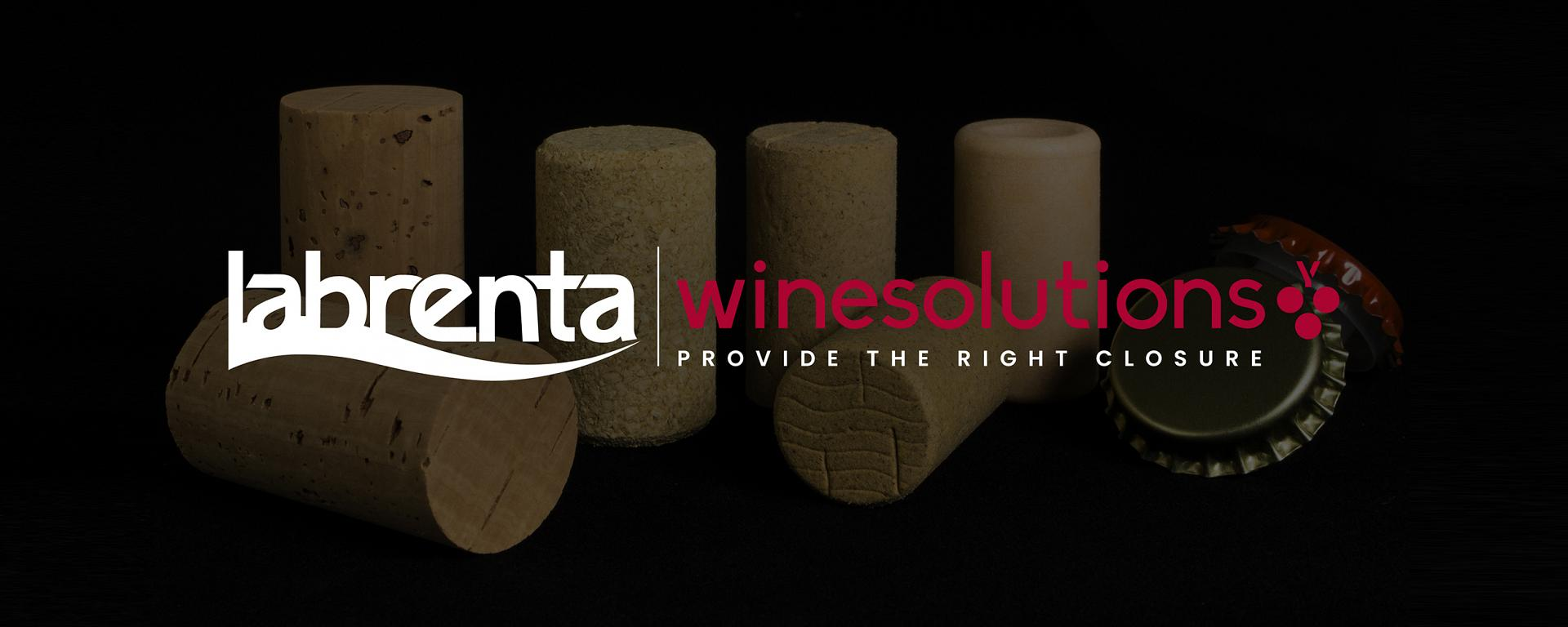 Labrenta Winesolutions services and wine closures