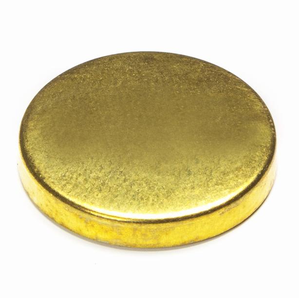 Shiny Brass