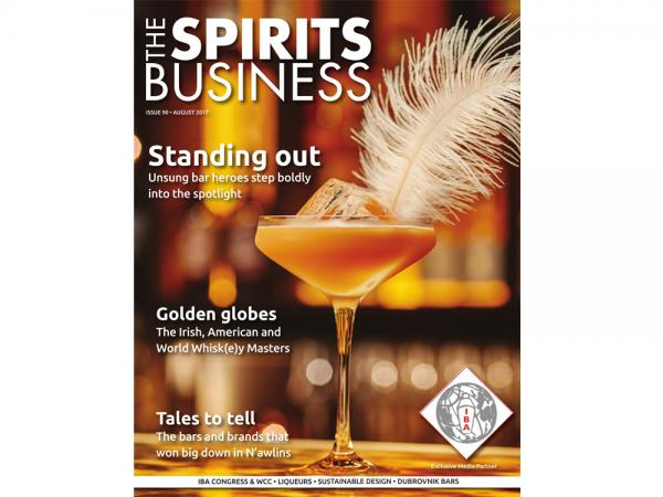 The Spirits Business parla de Labrenta