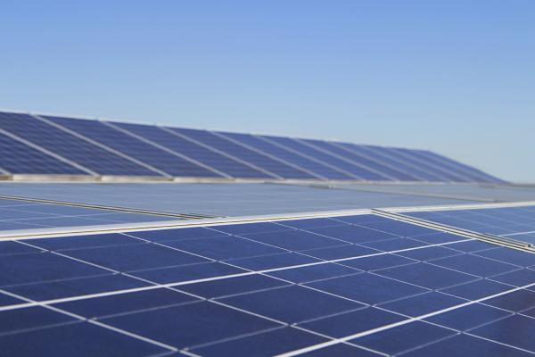 2012: The photovoltaic system