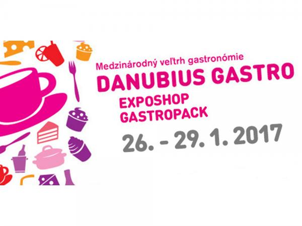 Labrenta a Bratislava al Danubius Gastro.