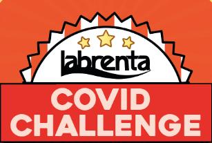 Labrenta's Covid Challenge