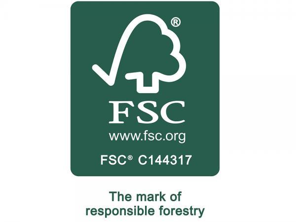 2018: FSC® Certification