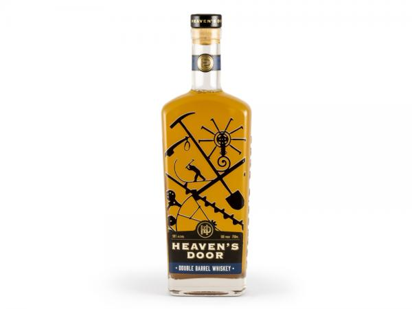HEAVEN'S DOOR WHISKEY