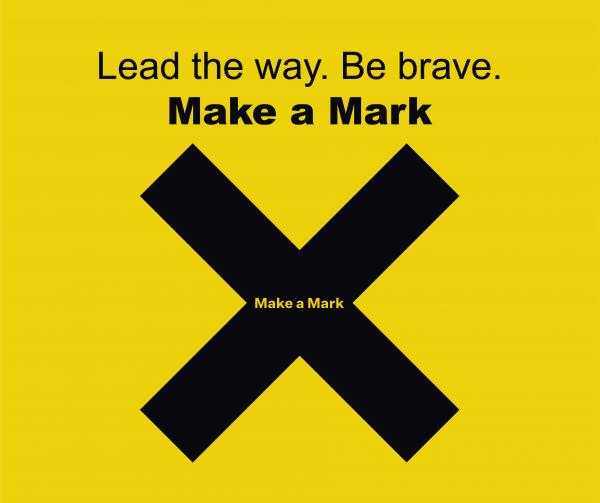 Make a Mark project is live!
