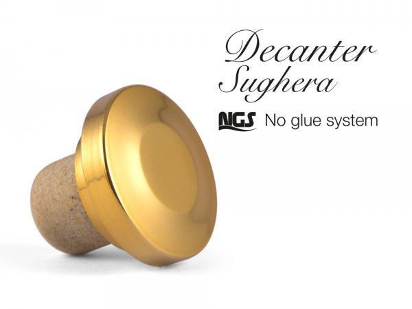 Scopri il nuovo Decanter Sughera NGS.