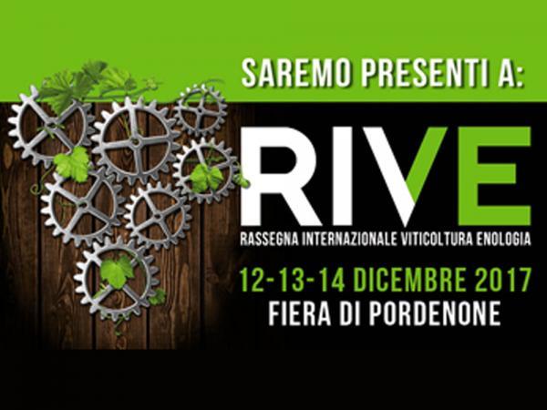 Labrenta alla prima edizione di RIVE
