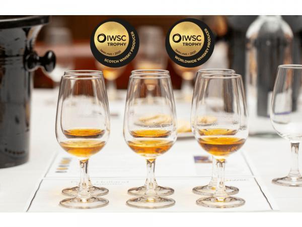 IWSC Scotch & Worldwide Whisky Tasting & Awards Ceremony