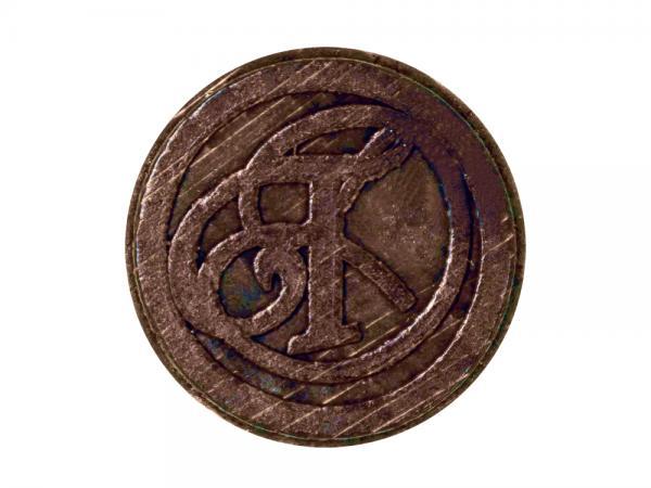 pressed wood logo
