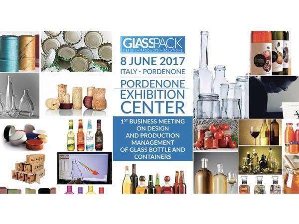 Labrenta at the first edition of Glass Pack in Pordenone